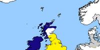 Republic of Ireland (Rebuilding Earth Map Game)