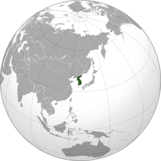 536px-United Korea (orthographic projection)