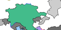 Greater Serbia (Rebuilding Earth Map Game)