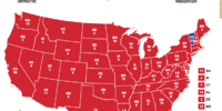 United States presidential election, 2024 (New America)