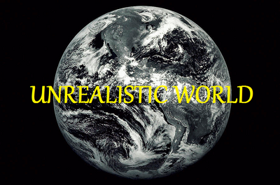 Unrealistic World logo