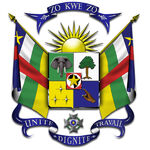 CAR coat of arms