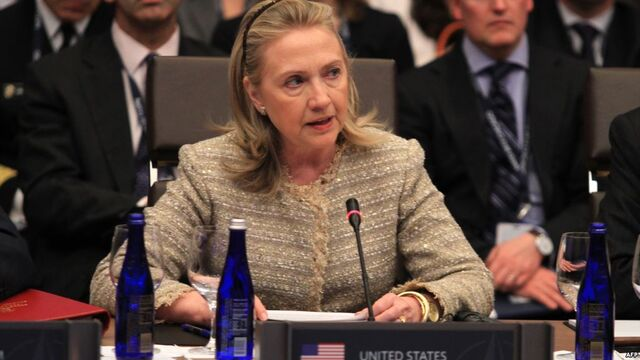 File:Clinton meets with NATO.jpg