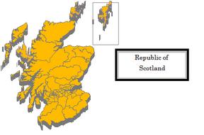 Scottish republicc