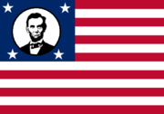 Lincoln Colony Flag