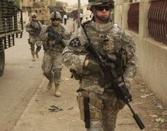 Coalitional forces in Iraq