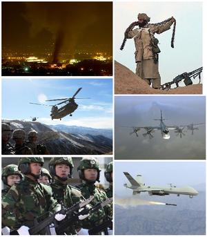 Pakistan War
