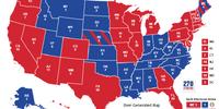United States presidential election, 2032 (BaggieBird)