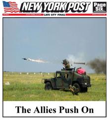 Post push