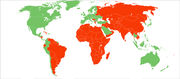 UN Resolution regarding the territorial integrity of Ukraine red
