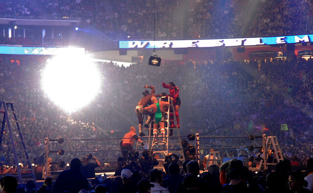 File:800px-Wrestling on a ladder -- not recommended.jpg