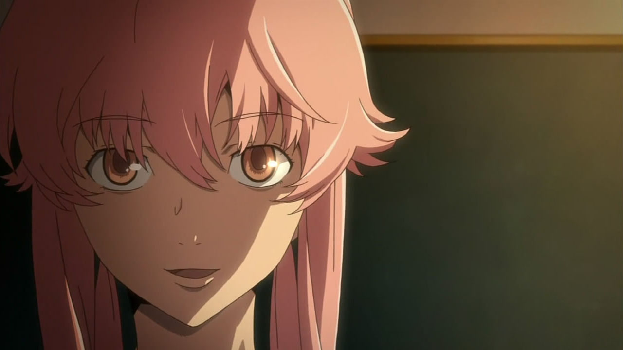 Image result for Yuno Gasai