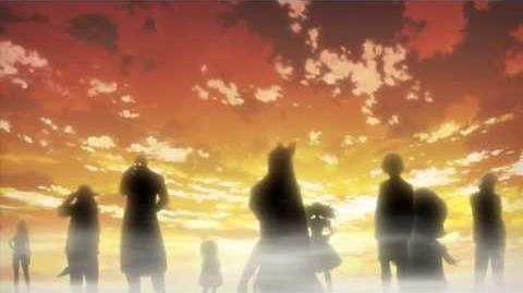 The Future Diary Clip - Official Ending Theme