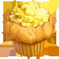 Scrambled Egg Muffin