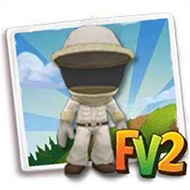 Male Beekeeper Outfit