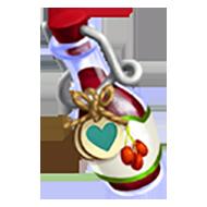 Heirloom Cornelian Cherry Soda