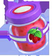 Loganberry Yogurt