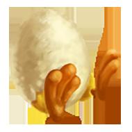 Plushy Egg Toy