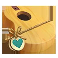 Heirloom Guitar Body