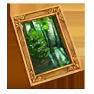 Swamp Cypress Painting
