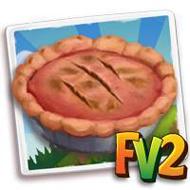 Arrowroot Pie