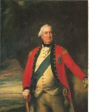 First Marquis of Cornwallis