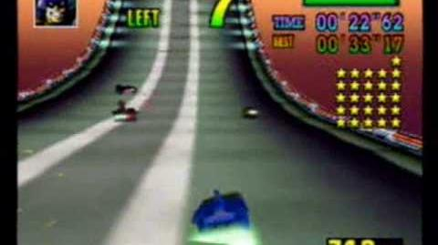 "F-Zero X Death Race 26""833 PAL"