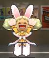 Buff jump rabbit