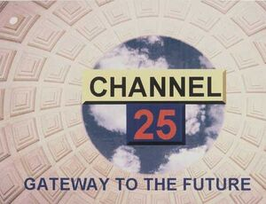Channel25 welcome