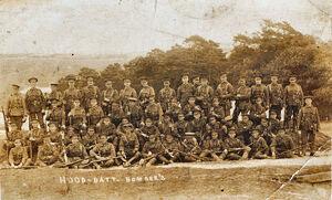 Hood battalion group