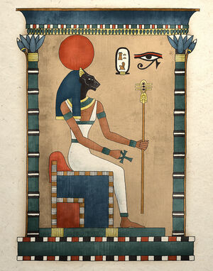 Egyptian bastet