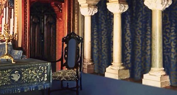 File:Neuschwanstein living room chair.jpg