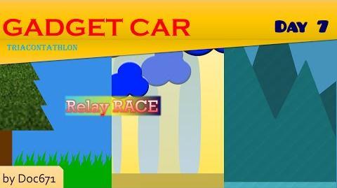 Gadget Car Triacontathlon - Day 7