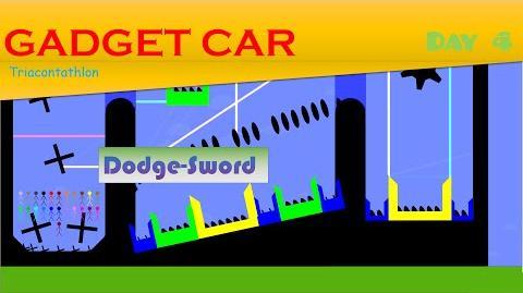 Gadget Car Triacontathlon - Day 4