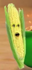 Corn leprechaun