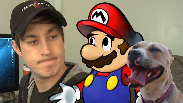 File:My Roommate Mario Like a Boss.jpg