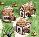 GaiaTowns Halloween Houses