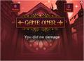 H2k12 vampire attack-gameover