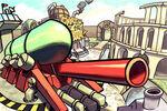 Summer Festival Barton Squirt Gun