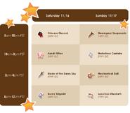 Cs schedule 2k13nov16