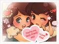 Vday2k11 Valentine2011 rinakanoko