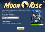 H2k11 moonrise attack ahuman