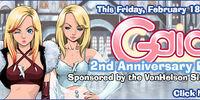 Gaia's 2nd Anniversary