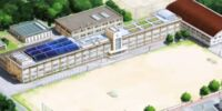 Megurigaoka Private High School