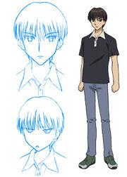 Misaki sensei-sketch
