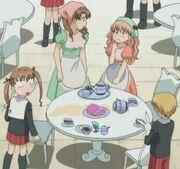 Mirku and Anna anime