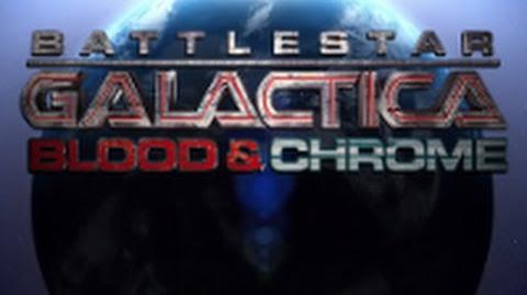 """Battlestar Galactica Blood and Chrome Trailer"" - New Machinima Prime Series"