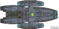 Delphi Class Escort Battlestar (D8)