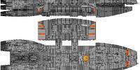 Selene Class Heavy Battlestar
