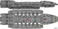 Battlestar Ark Royal (D5)